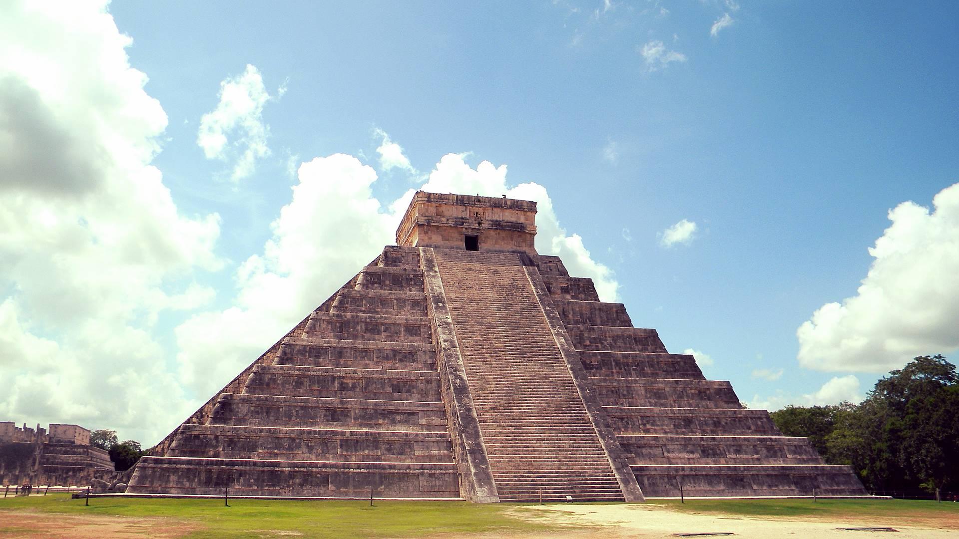 Archäologische Wunder von der Hauptstadt nachYucatán