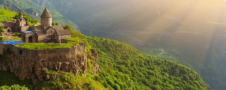 Hike the Caucasus