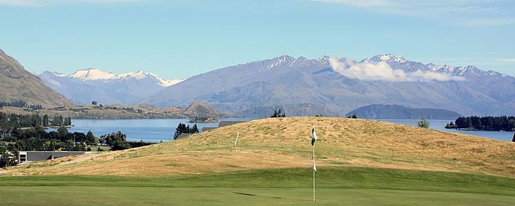 Golftour von Auckland nach Christchurch