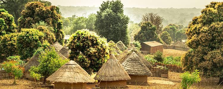 Ruta completa de Senegal