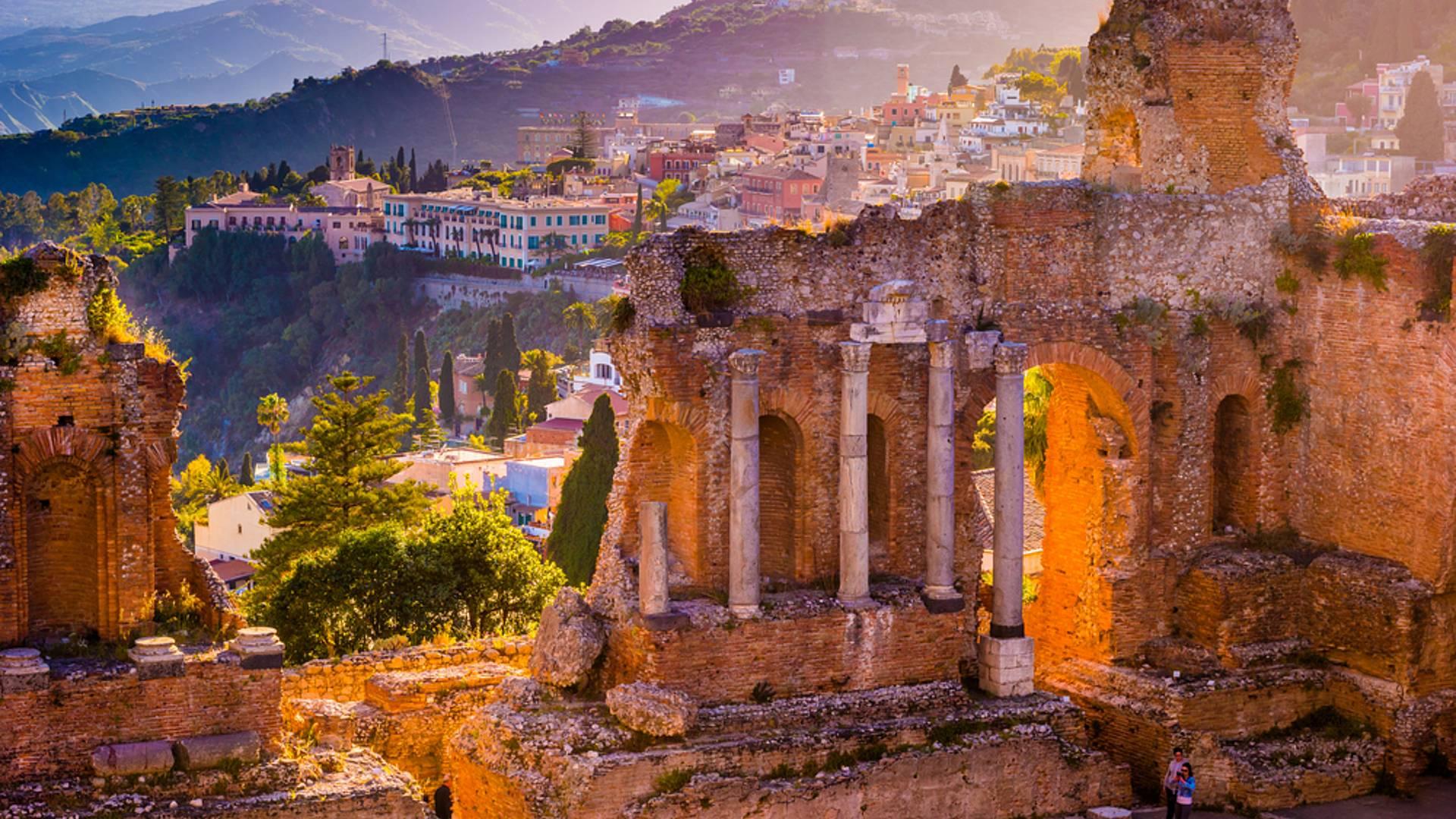 Découverte de la Sicile version charme