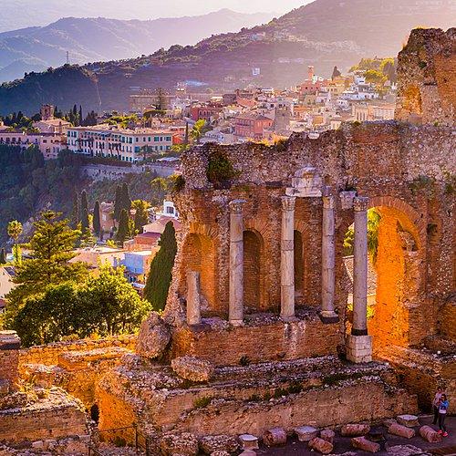 Découverte de la Sicile version charme - Catane -