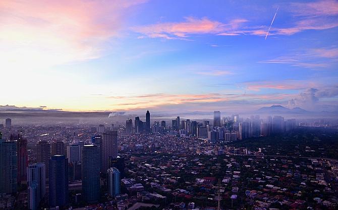 lieux de rencontres romantiques à Manille