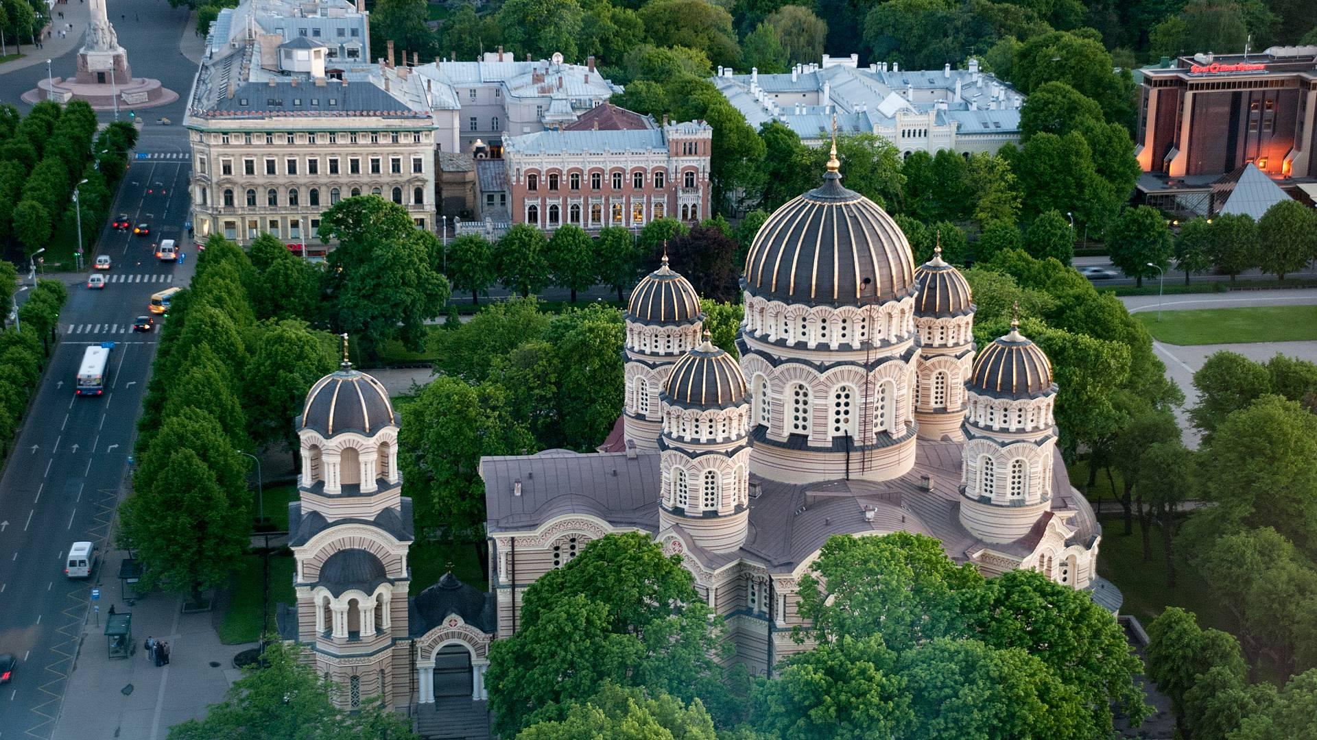 Alla scoperta delle capitali baltiche e dei parchi nazionali