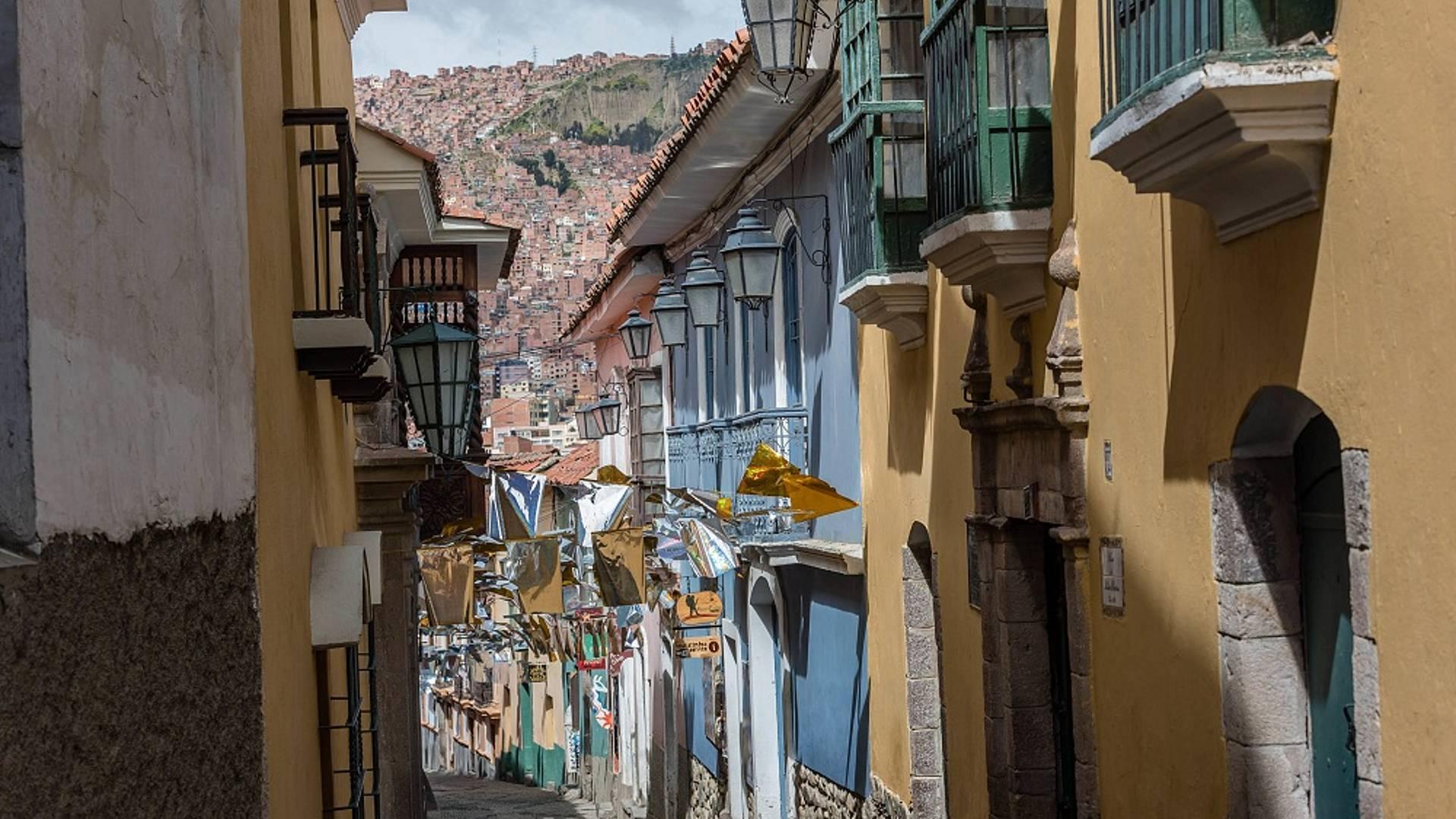 Carnaval d'Oruro et Sud Lipez