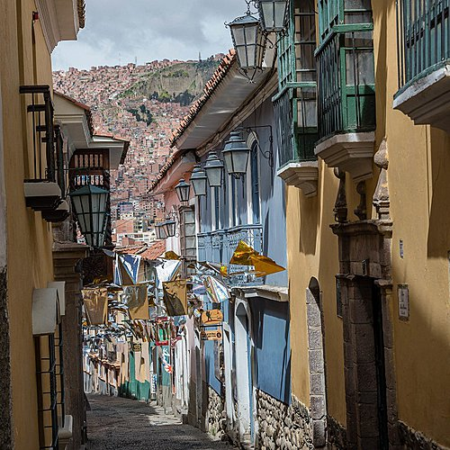 Carnaval d'Oruro et Sud Lipez - La Paz -