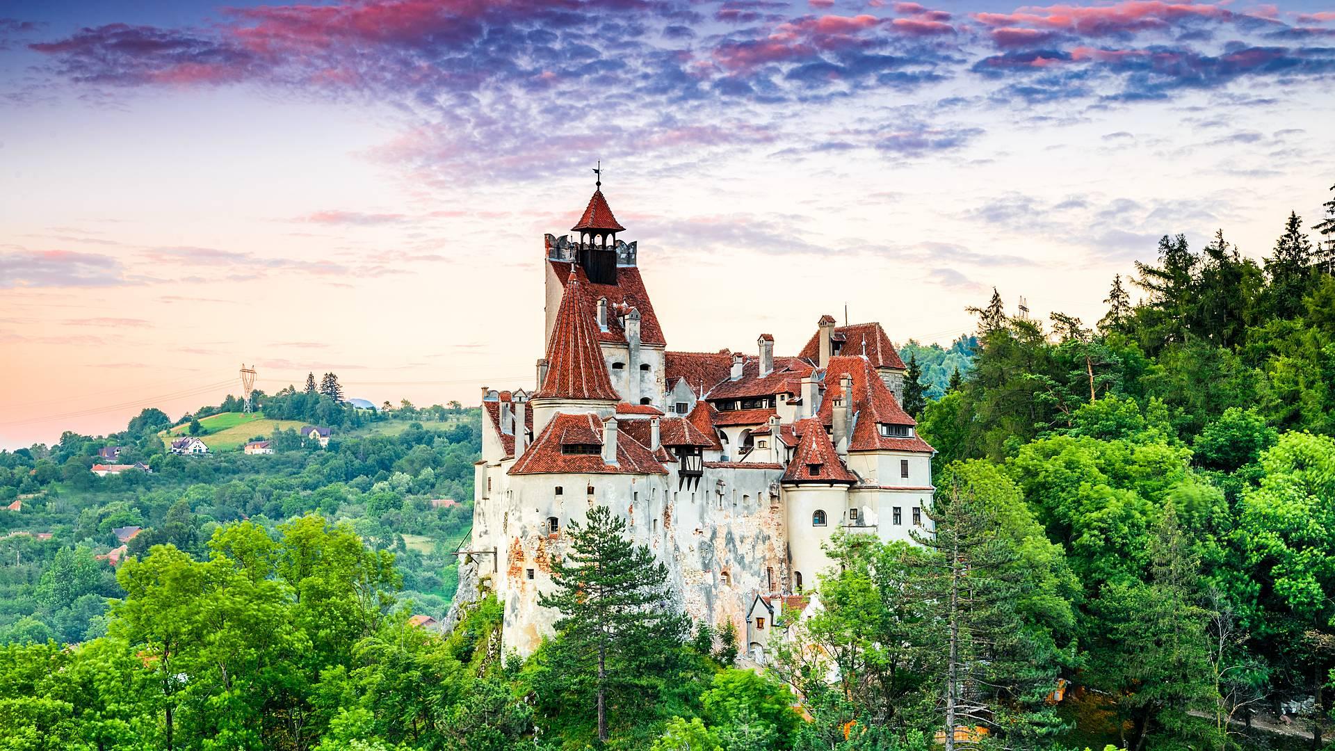 Transilvania en coche con hoteles deencanto