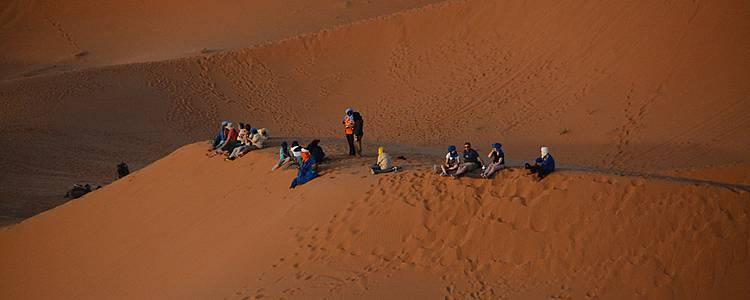 De Fez a Marrakech hacia el Desierto Erg Chebbi