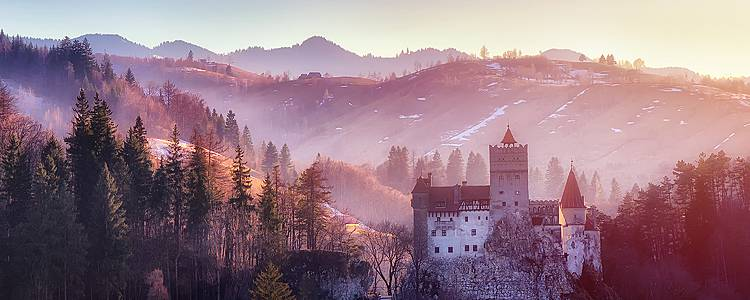 La Transilvania misteriosa