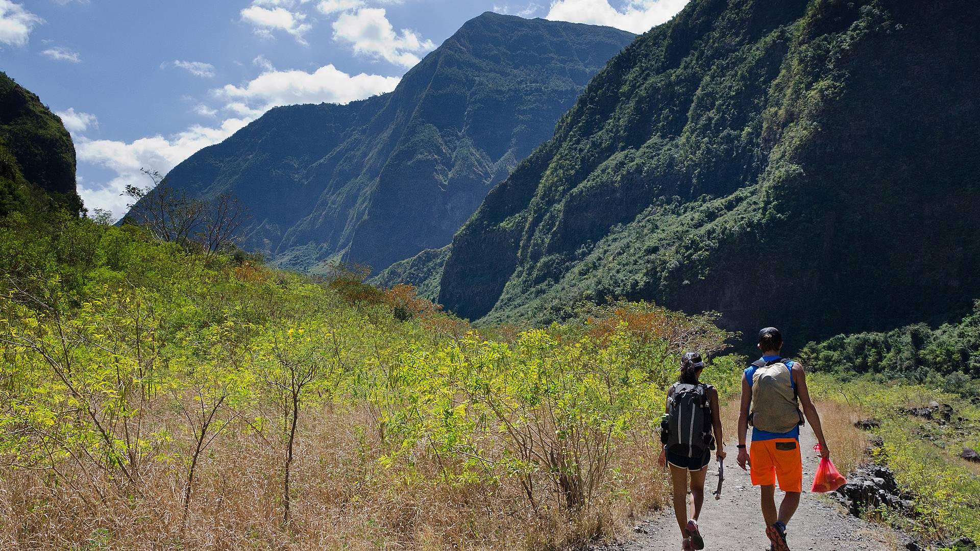 Großartige Trekkingtour auf dem GRR2