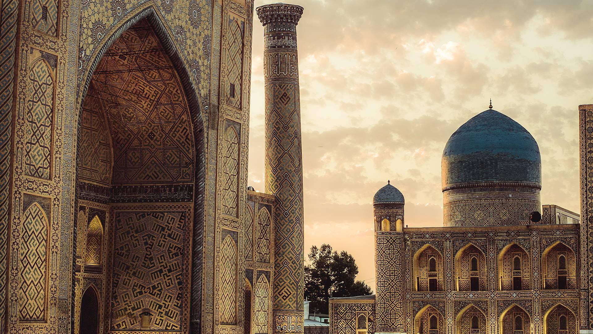 Los Cinco Stans de Asia Central