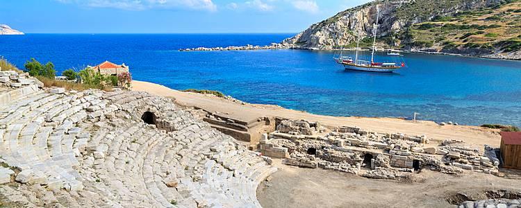 Autotour entre Mer et Archeologie