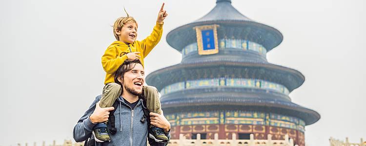 Descubriendo China en familia
