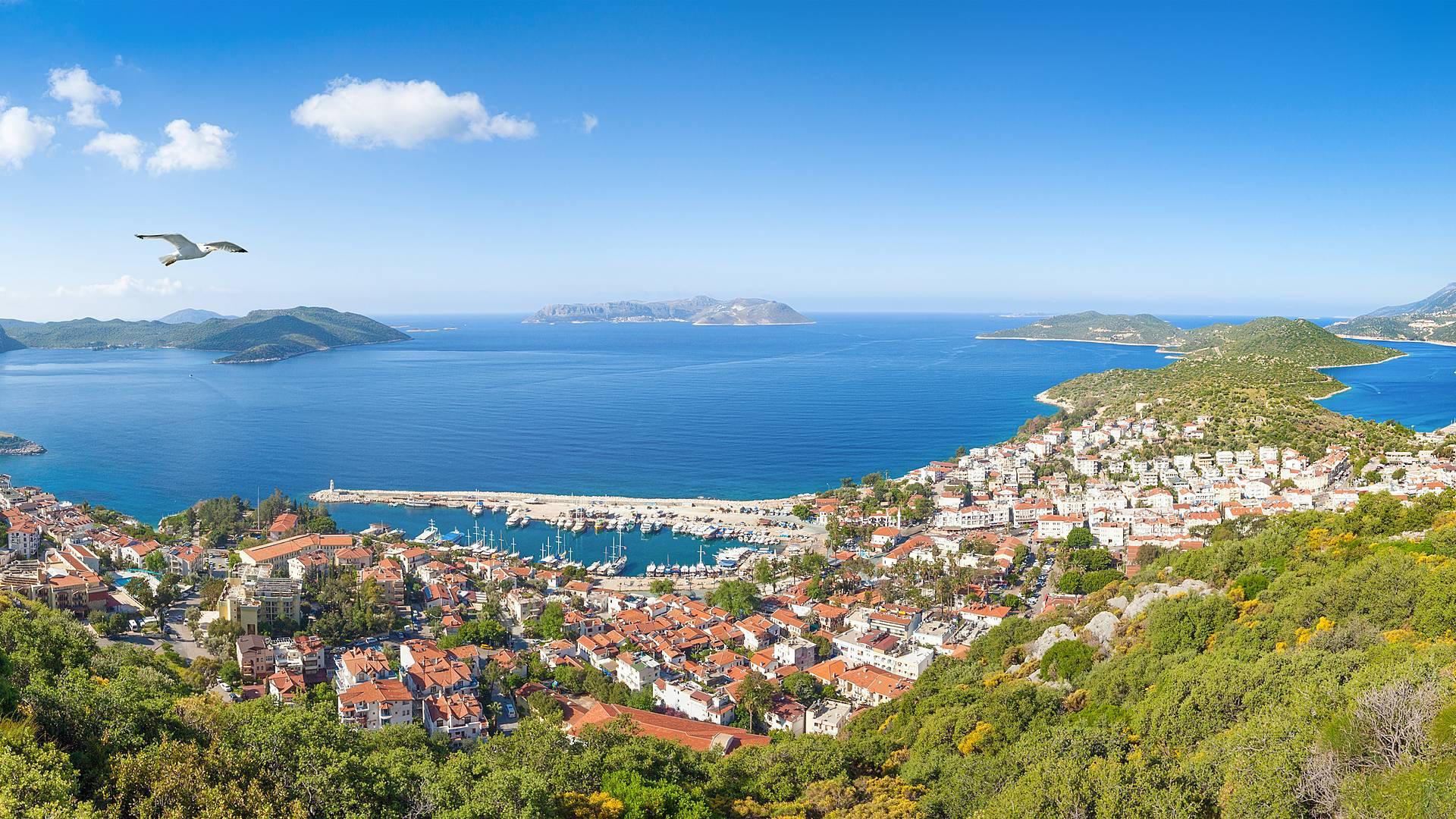 Autotour le long de la côte Lycienne