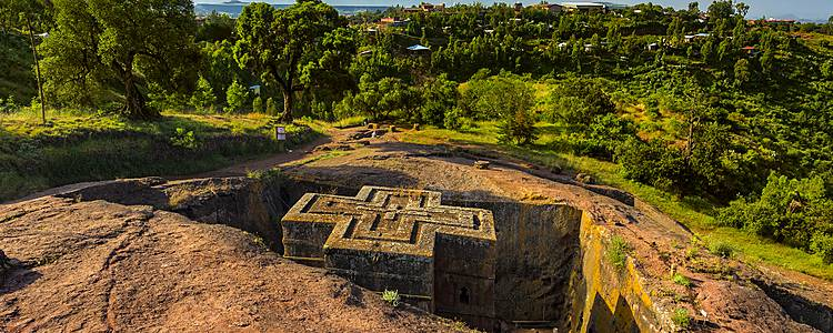 La leyenda del Norte Etíope