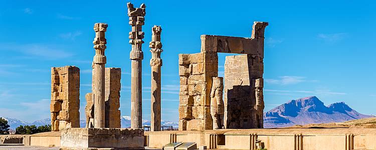 Persia clásica en grupo