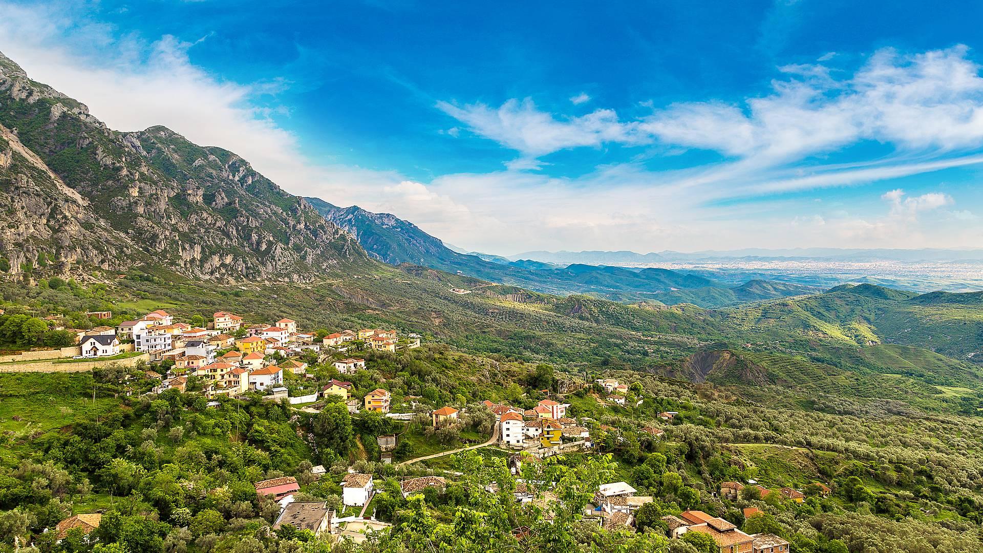 El gran tour de Albania