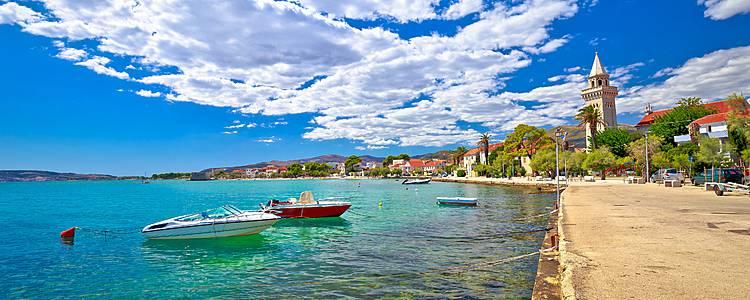 Croacia y Eslovenia en coche de alquiler
