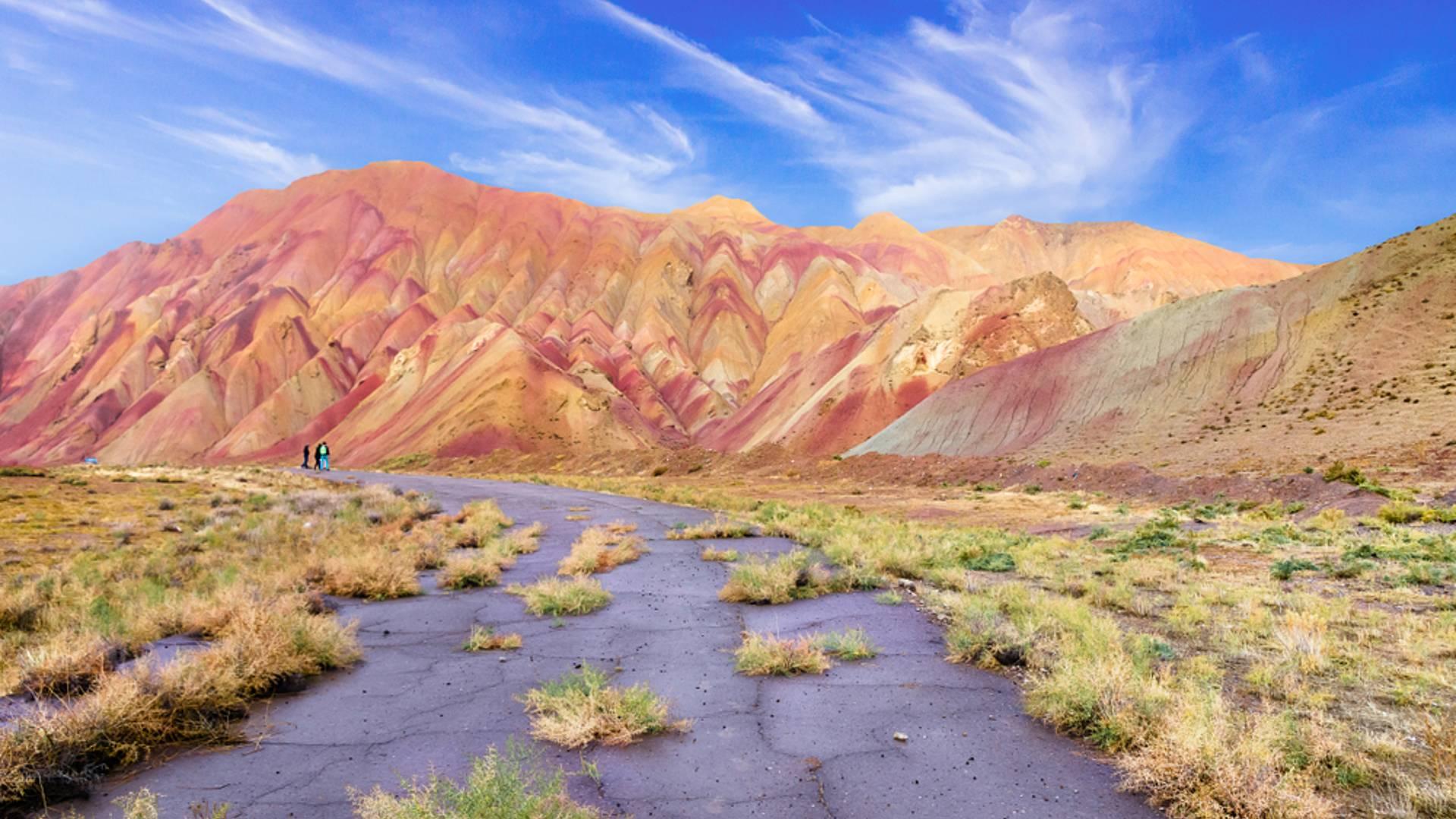 Aus dem antiken Persien zum malerischen Kaukasus