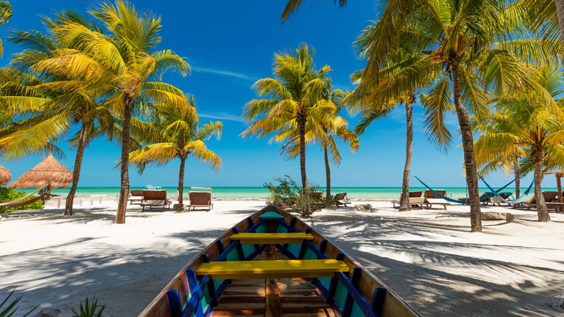 Les trésors du Yucatan et l'île Holbox en été