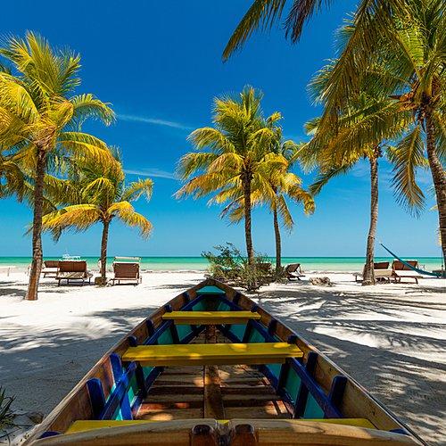 Les trésors du Yucatan et l'île Holbox en été - Cancún -
