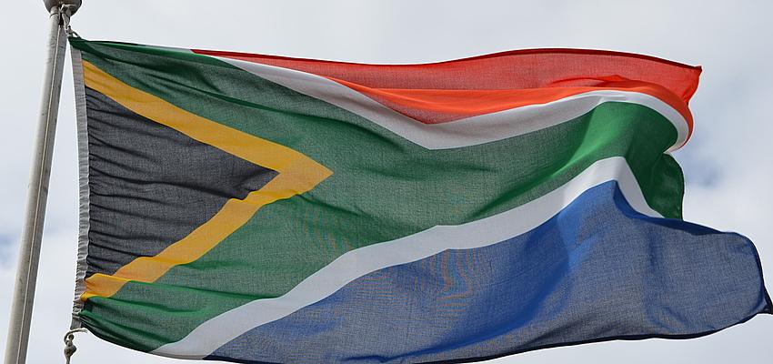 Le drapeau symbole de la nation arc-en-ciel