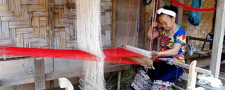 De Luang Prabang aux 4 000 îles, artisans et marchés locaux