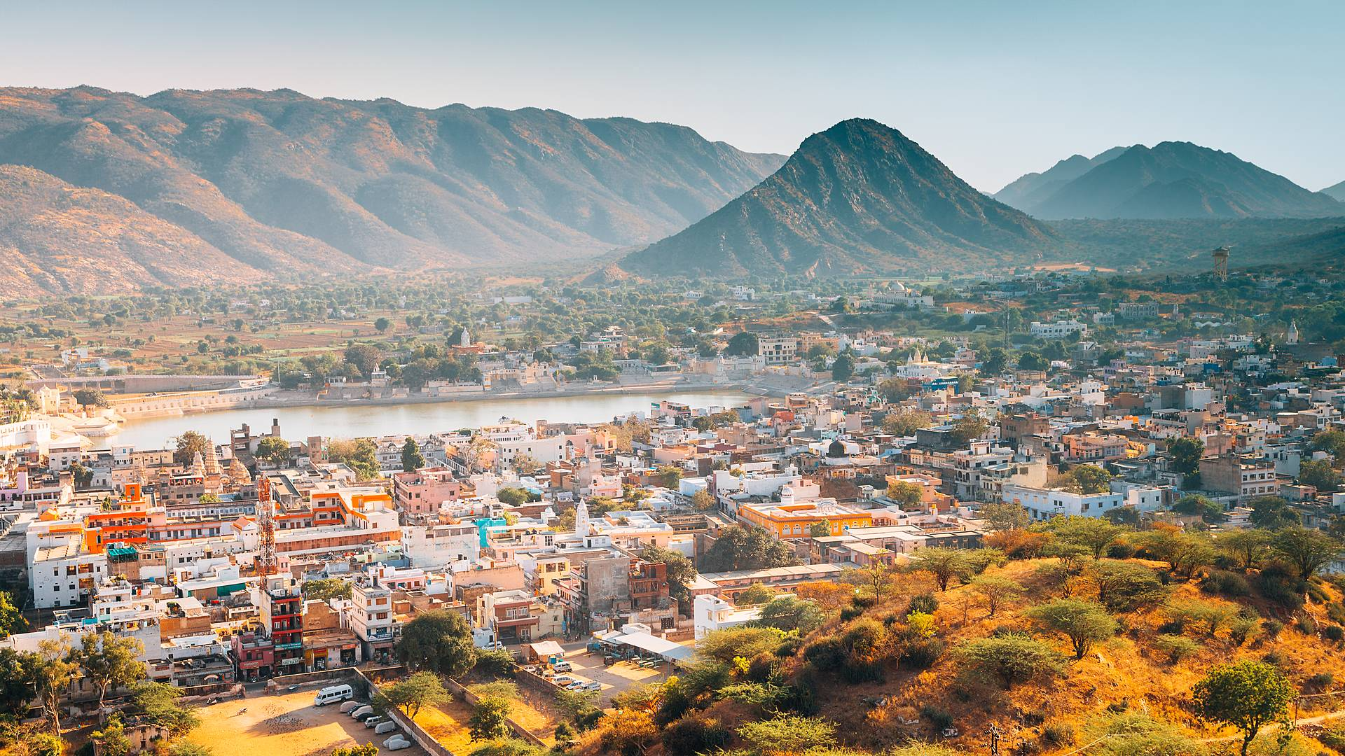Rajasthan durante la fiera di Pushkar (Speciale Ottobre)