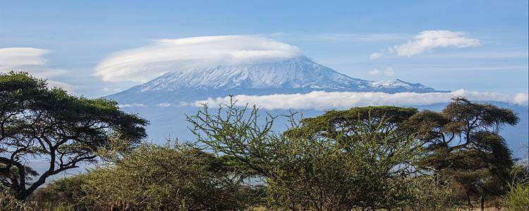 Besteigung des Kilimanjaro und Kurzsafari