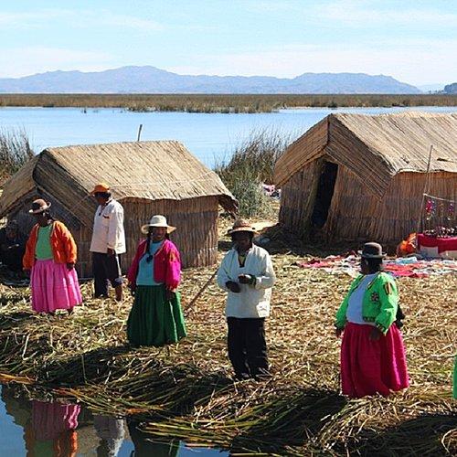 Des Andes à l'Amazonie - Lima -