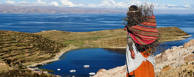 Highlights in Kombination mit Ecuador und Bolivien