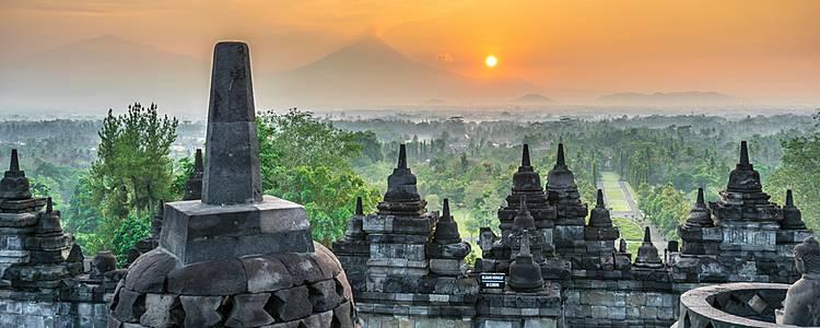 Faszination Kultur und Natur von Java bis Bali