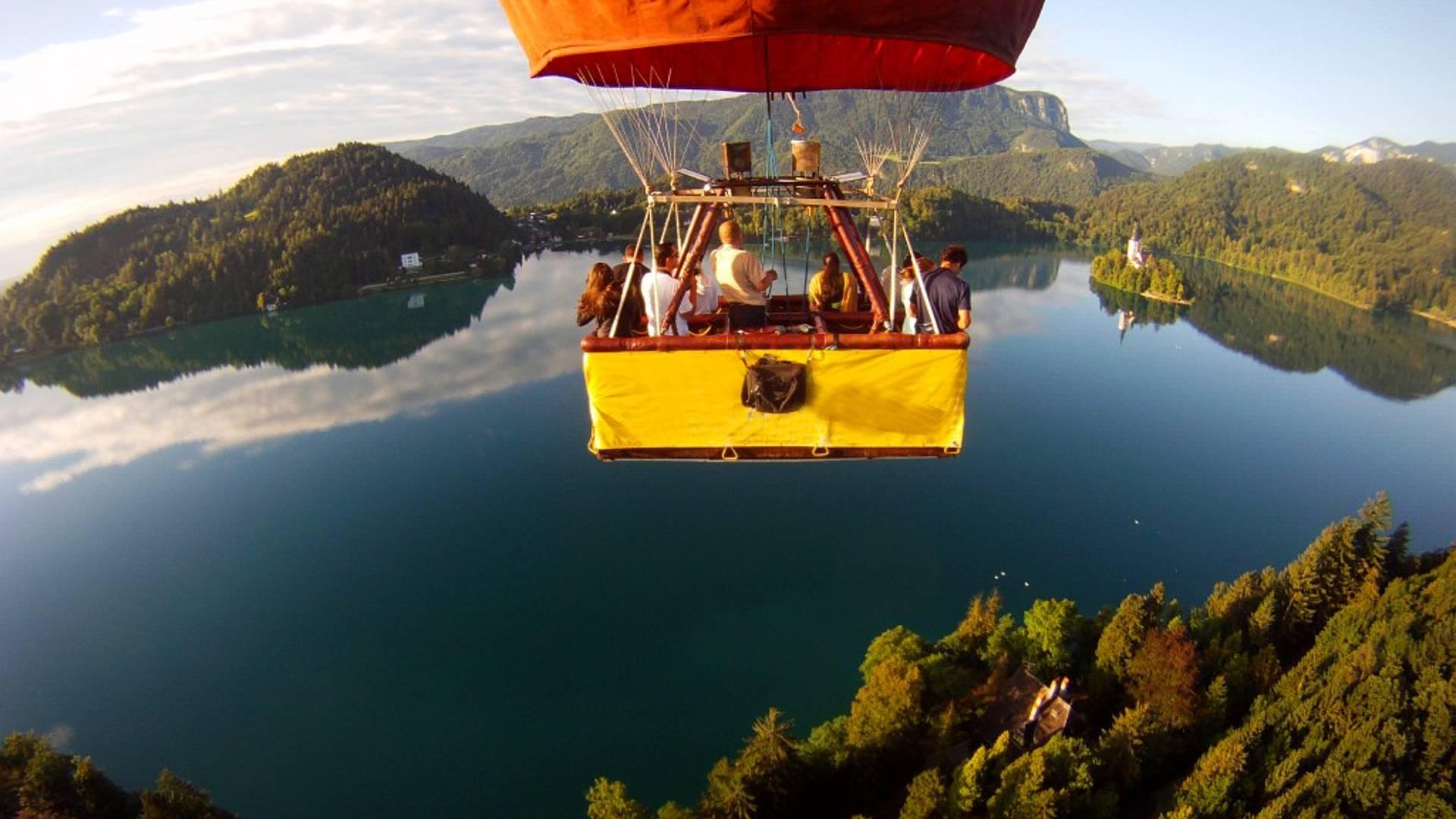 Balade slovène entre mer et montagne