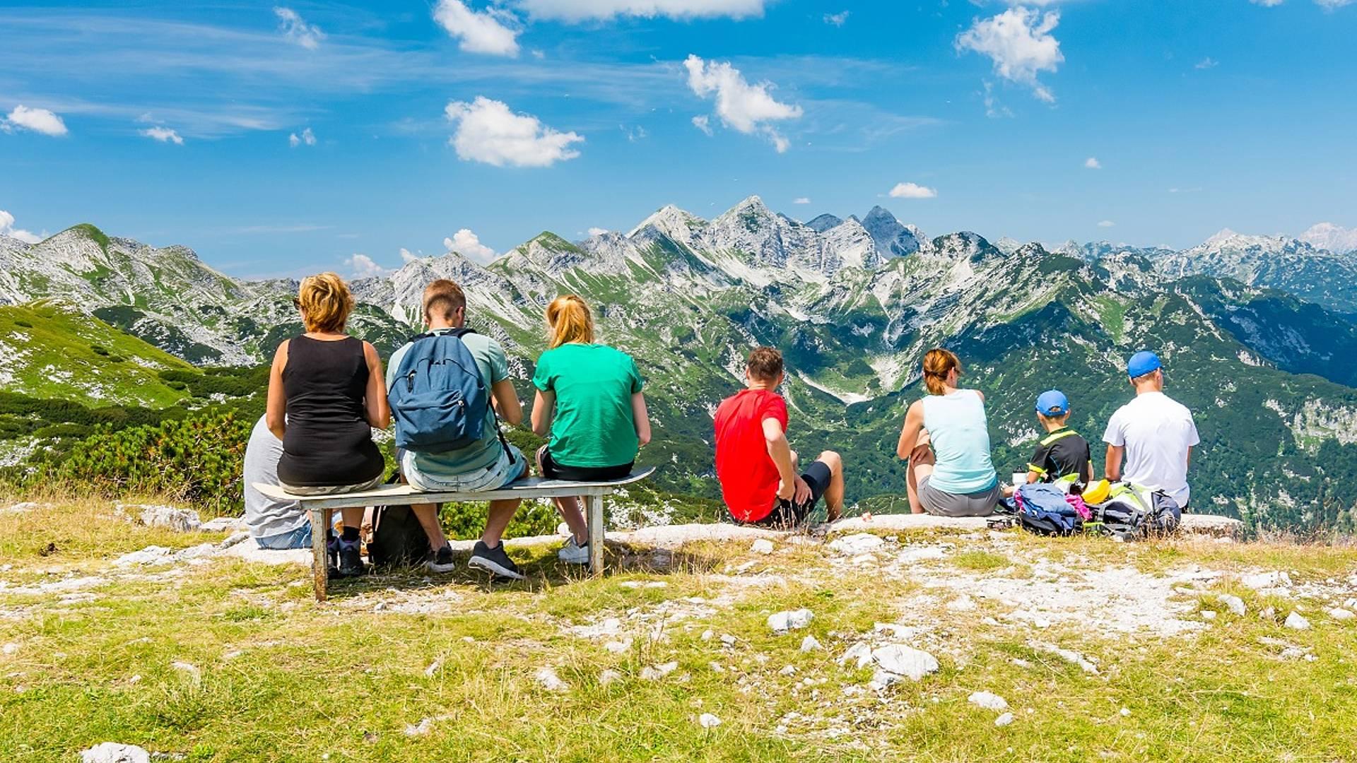 Trip slovène en famille, avec vos ados