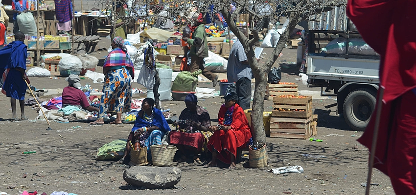 Kenya scene de rue