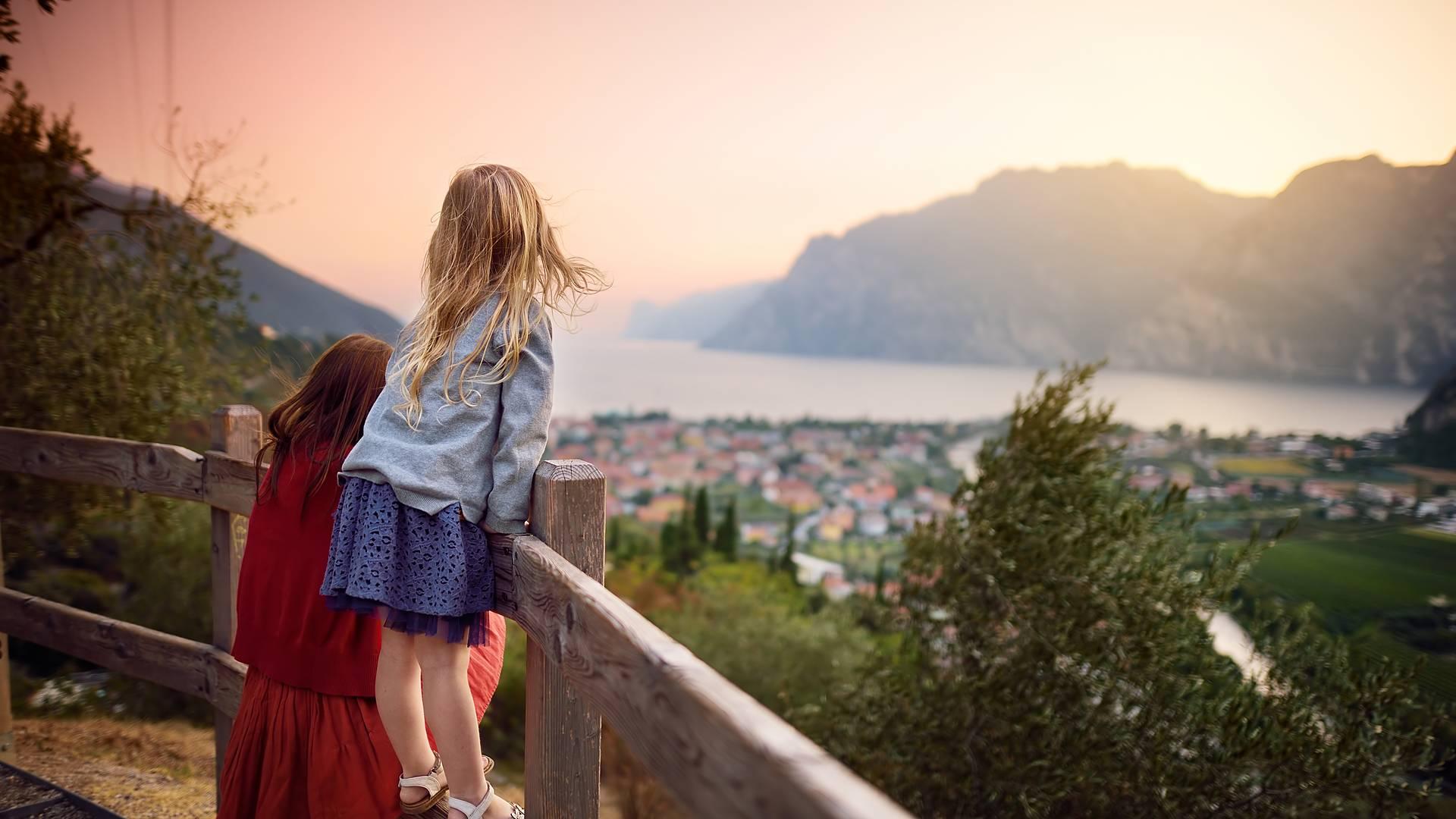 Vacaciones divertidas en el Lago de Garda