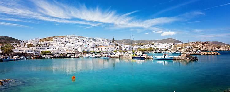 Greek islands voyage