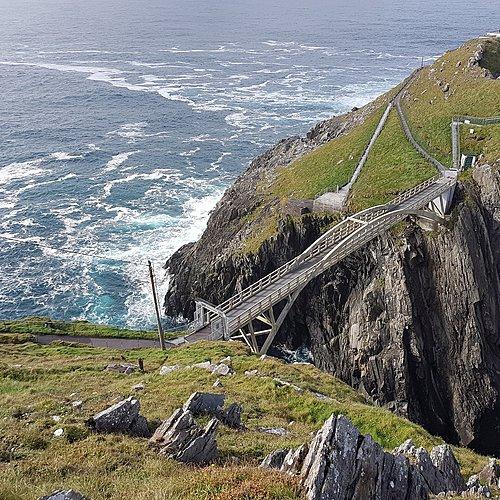 Road trip et randonnées - Dublin -