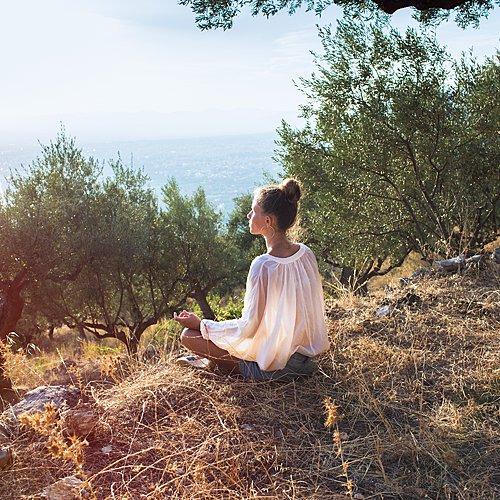 Yoga et bien-être sur l'île d'Andros - Athènes -