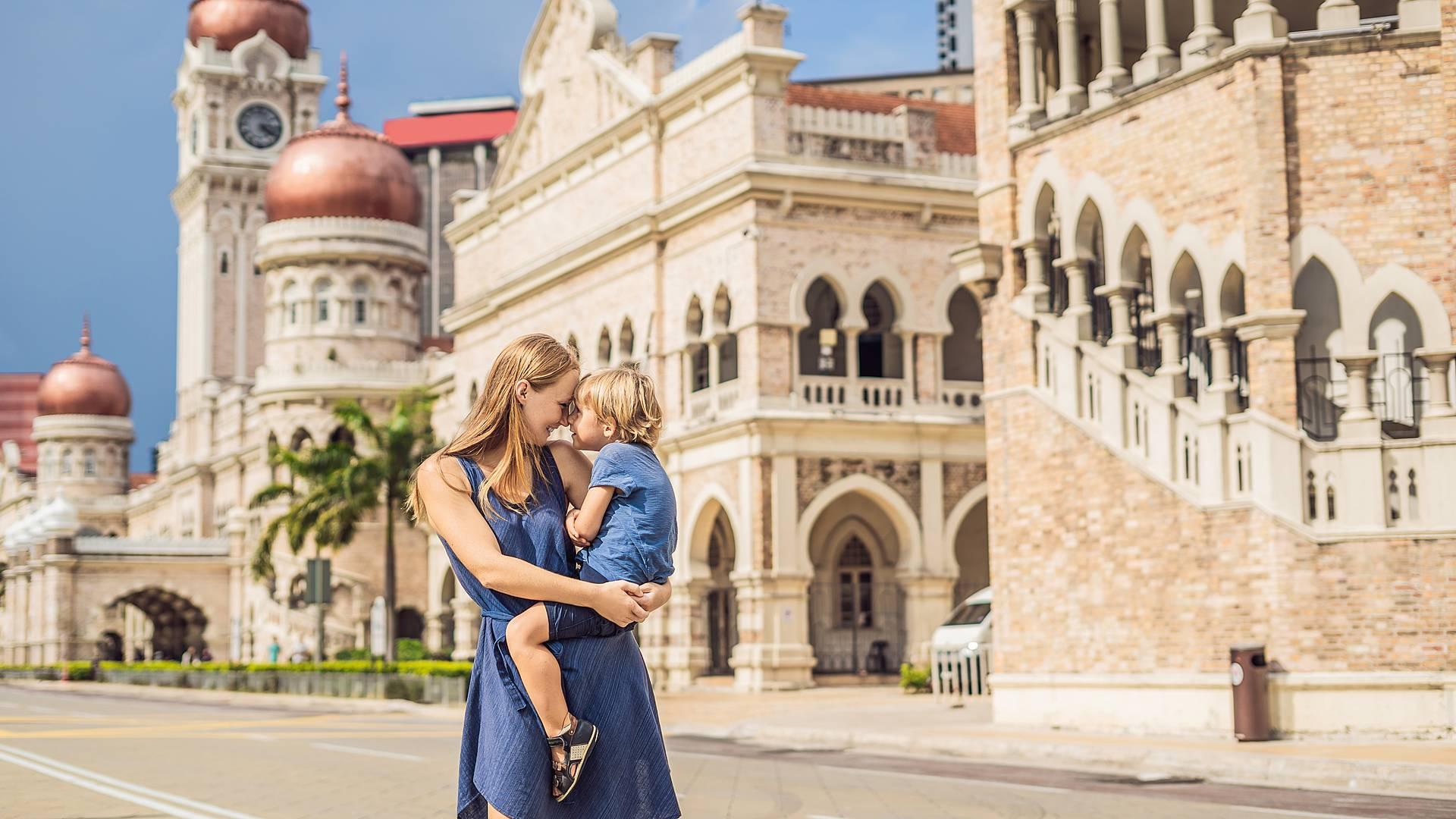 Alla scoperta della Penisola malese in famiglia