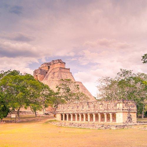 Selva et temples mayas