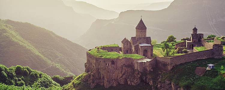 Hike Armenia's mountains, parks and fortresses