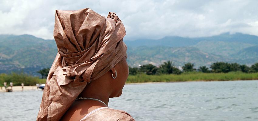 le lac Tanganyka