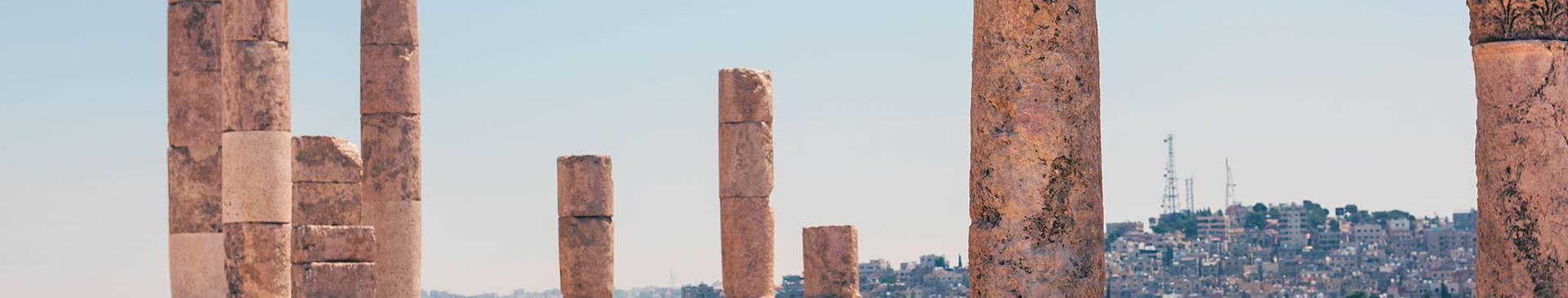 15 jours en Jordanie