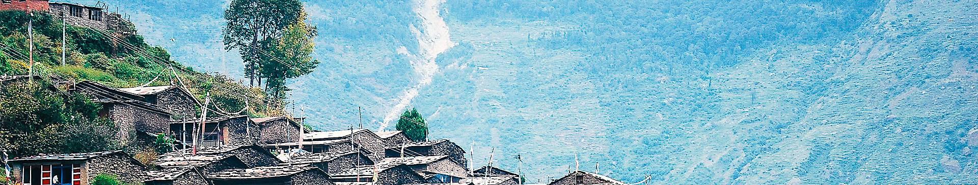 Trois semaines au Népal