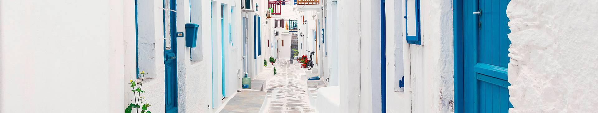 15 jours en Grèce