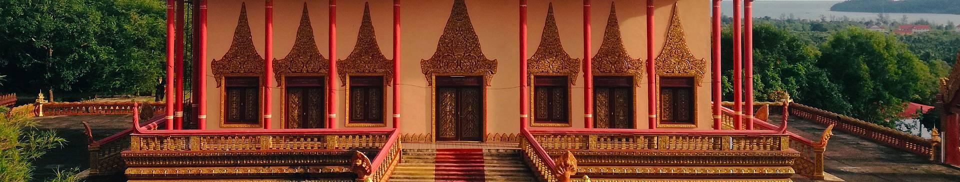 15 jours au Cambodge