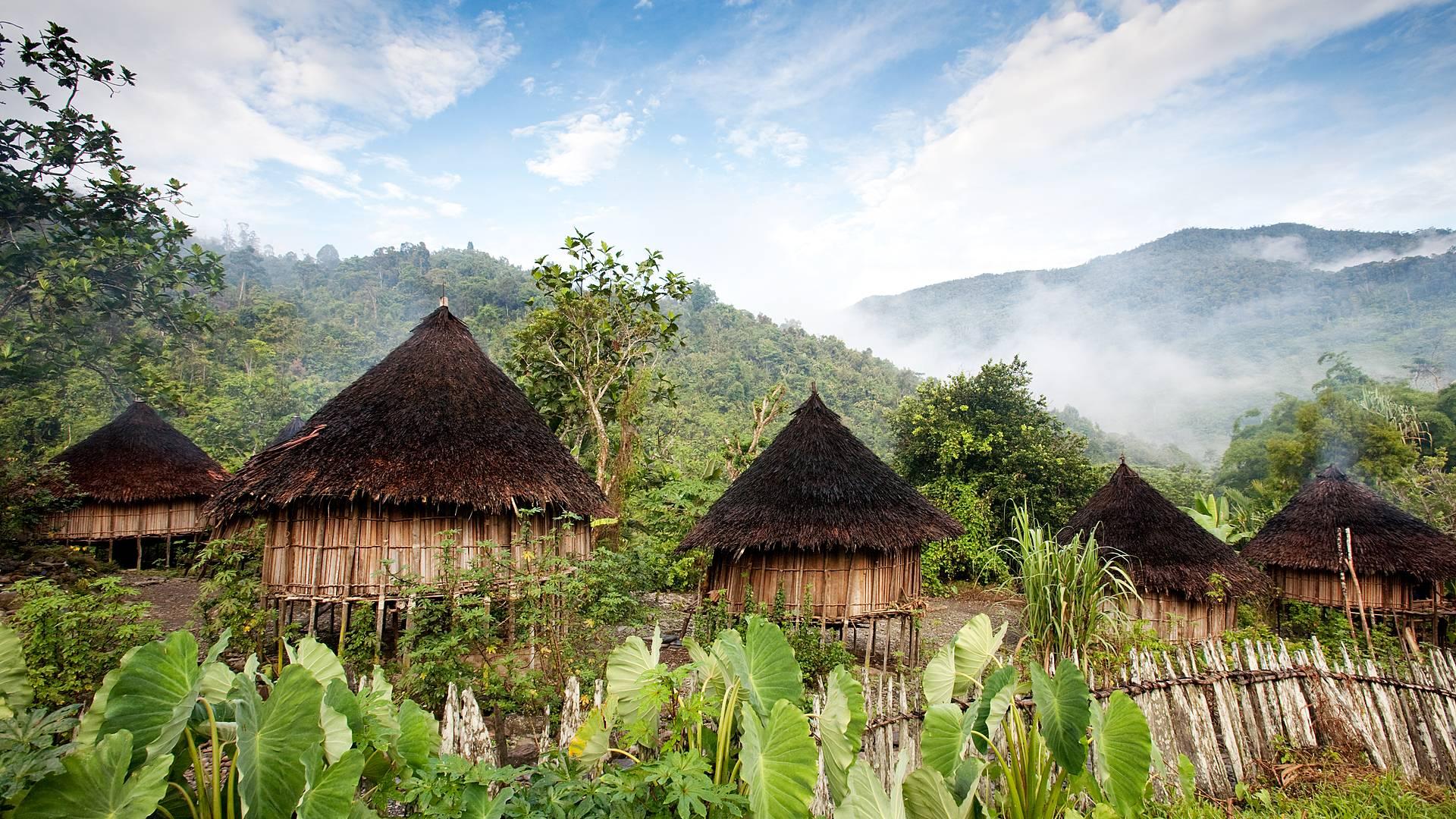 Megalithkulturen der Sunda Inseln