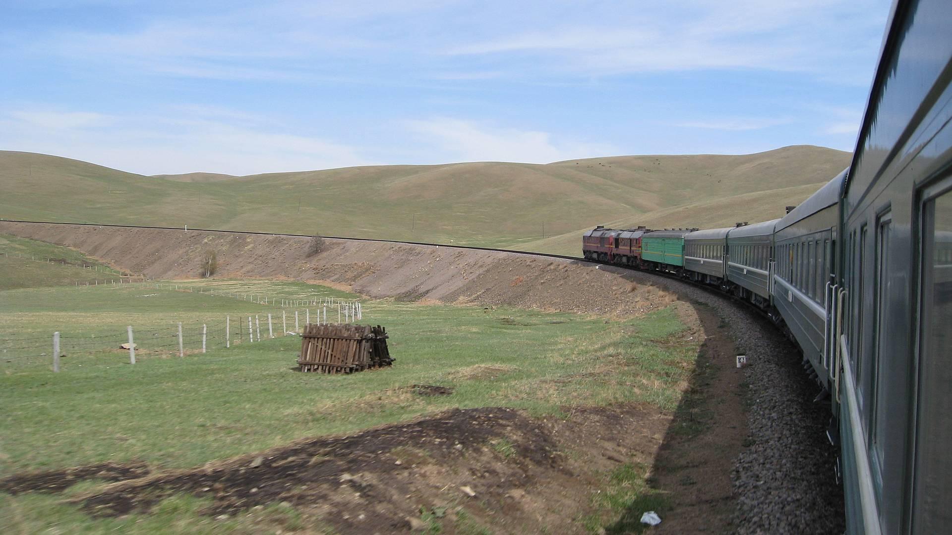 Ferrovia Transmongolica: il meglio di Siberia e Mongolia in 13 giorni