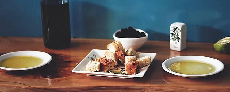 Terroirs et cuisine crétoise